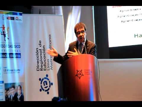 Conferencia Magistral: Marco del Buen desempeño Docente Mg. Luis Guerrero Parte 03