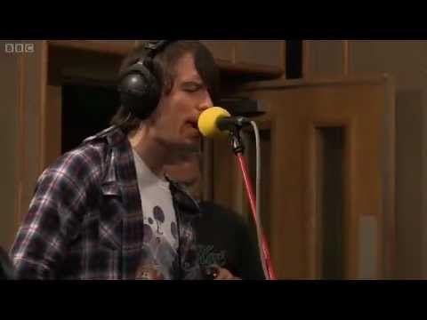 The Cribs Glitters Like Gold BBC Radio 1 Live Lounge 2012