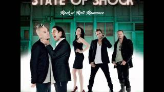 Watch State Of Shock Call Me Crazy video