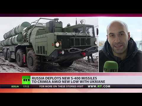 Kerch incident: Ukraine imposes martial law, Russia deploys new anti-aircraft missiles
