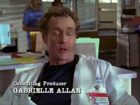 Scrubs - Jordan's pregnancy cravings