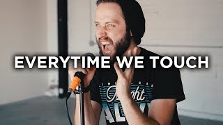 Every Time We Touch (Cascada) - POP PUNK COVER by Jonathan Young
