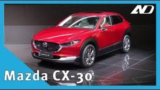 Mazda CX-30 2020 | Un auto totalmente nuevo para Mazda | #GenevaMotorShow2019