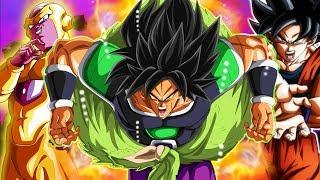 THE UNSTOPPABLE BROLY! Broly Vs The Z-Fighters Team Battle   Dragon Ball Z Budokai Tenkaichi 3