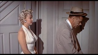"Marilyn Monroe In ""The 7 Year itch"" - ""PillowCase In Ice Water"" ""That's too icky!"""