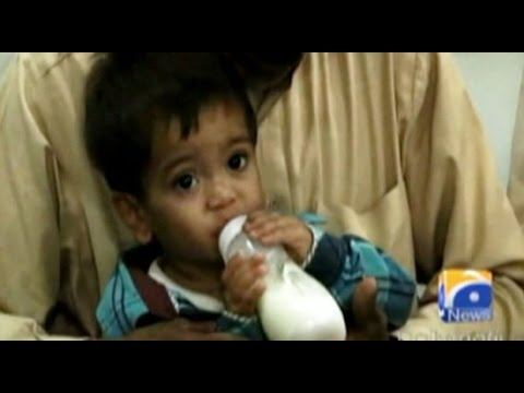 9 Month Baby Charged with Attempted Murder in Pakistan