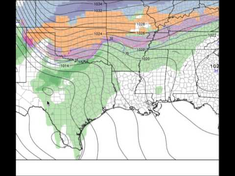 Rain, Storms, Wind, Hail, Ice, Snow, Thunder, Lightning. Just Another Week In Arkansas Weather