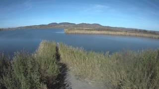 Mittry Lake Quad Copter View
