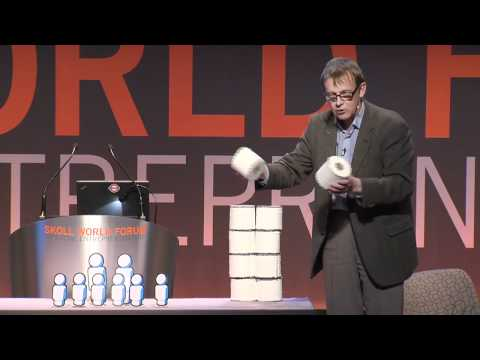 Hans Rosling at Skoll World Forum 2012