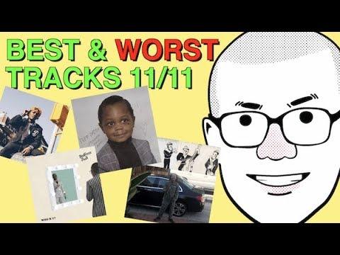 Weekly Track Roundup: 11/11 (Earl Sweatshirt, K/DA, J.I.D & J. Cole, Anderson .Paak) MP3