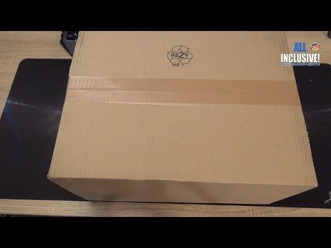 Посылка для гурманов! :-) Что же там внутри????