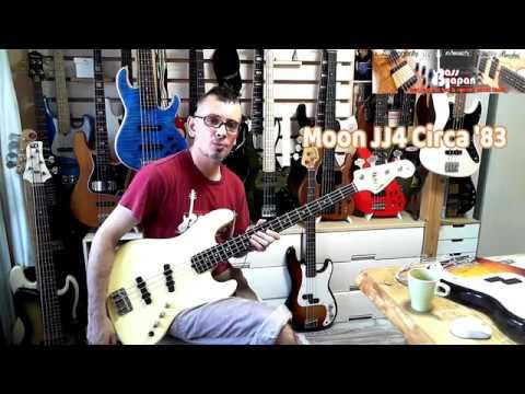 Download  Moon JJ4 Circa '83 - Bass Japan Direct SOLD Gratis, download lagu terbaru