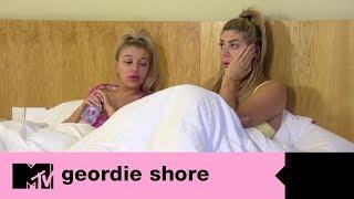 Chloe e Sam acordam arrependidos, após briga | Geordie Shore Ep.05