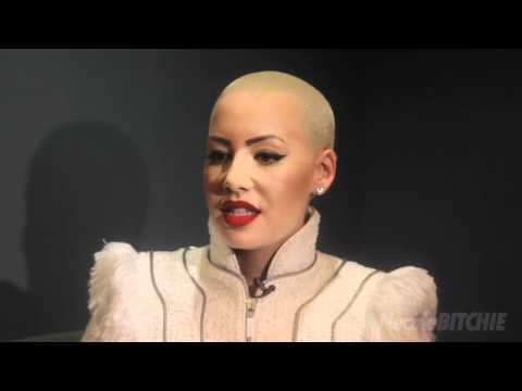 Amber Rose On Early Childhood,Style & Why She Didn't Speak Much
