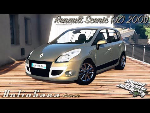 Renault Scenic (JZ) 2009 [replace]
