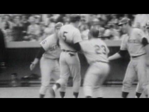 WS1968 Gm6: Tigers tie WS record with 10-run frame