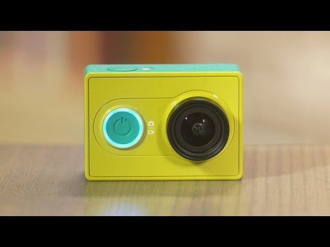Xiaomi Yi Action Cam is way better than its price
