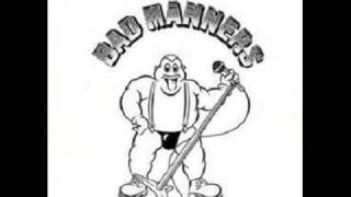 Watch Bad Manners Here Comes The Major video