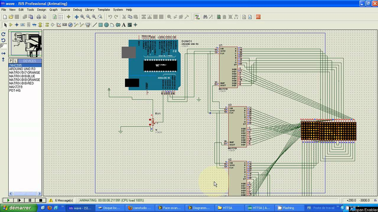 Matrix Libraries Wiring