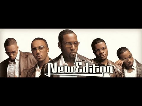 New Edition - Re-Write The Memories (Video) HD