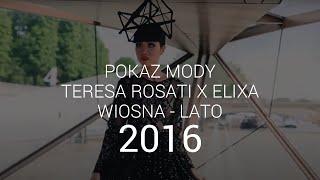 Teresa Rosati i Elixa na J Summer Fashion Show 2016 w Paryżu