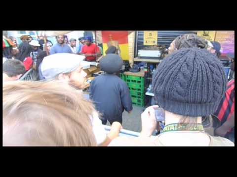 Aba Shanti Notting Hill Carnival 2009 Wicked Tune!!!
