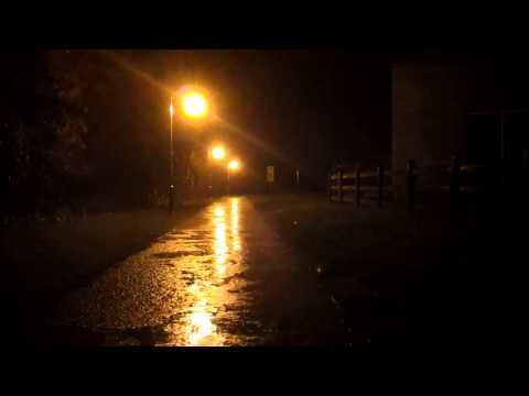 Rain and Thunder Sound 60mins (Sleep Sound)