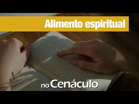 Alimento Espiritual | no Cenáculo 09/04/2021