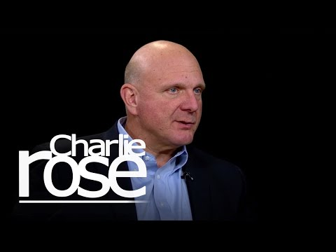 WEB EXCLUSIVE: Steve Ballmer on His Plans for the Clippers (Oct. 21, 2014) | Charlie Rose