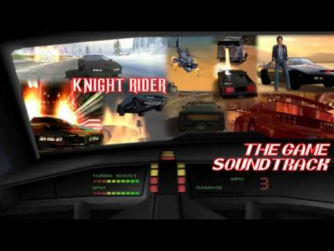 Knight Rider Video Game Soundtrack #10 Battle Theme #1