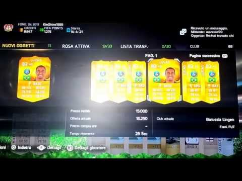 FIFA 15 FUT: PACK OPENING DANI ALVES AND LUCAS