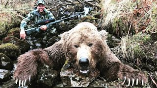 10ft MONSTER BROWN BEAR HUNT - Stuck N the Rut 109