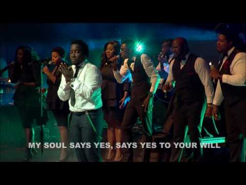 MY SOUL SAYS YES - Sonnie Badu (Official Live Recording)