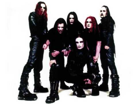 Cradle of Filth-From the cradle to enslave Live 2001