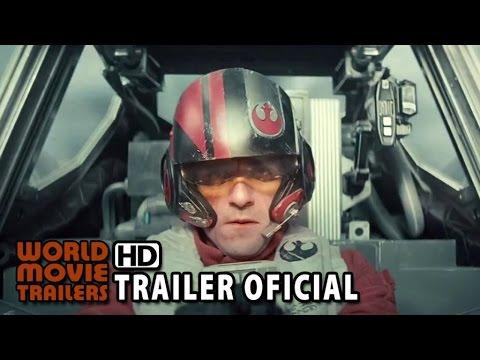 Star Wars - O Despertar da Força Trailer Oficial (2015) HD