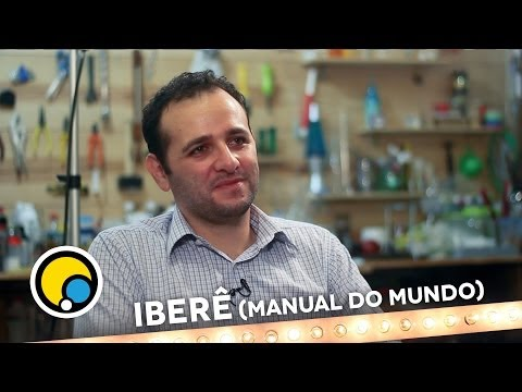 Programa de 1 Cara Só - Iberê Thenório (Manual do Mundo)