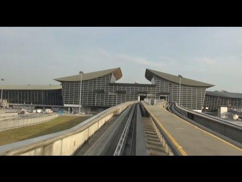 Four Minutes at Kuala Lumpur International Airport, Malaysia