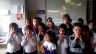 Scuola Primaria Galli: Ensemble vegetable!!