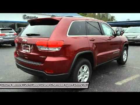 2015 Jeep Grand Cherokee 955510