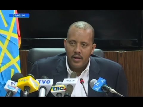 Government Communication Affair Press about the current Crises in different Cities in Ethiopia EBC