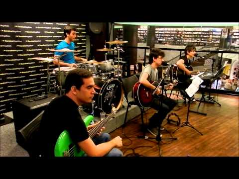 Snox - Perfect (simple Plan Cover) - Acústico Saraiva video