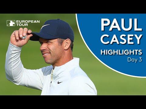 Paul Casey Highlights | Round 3 | 2019 Porsche European Open