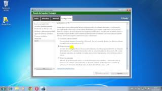 Cómo configurar Microsoft Security Essentials en Windows 7
