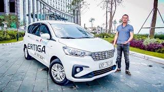 Có nên mua Suzuki Ertiga 2019 giá 549 triệu? Đây là câu trả lời từ đánh giá chi tiết | XE HAY