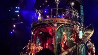 26/07/2017 Kooza by Cirque Du Soleil in Singapore