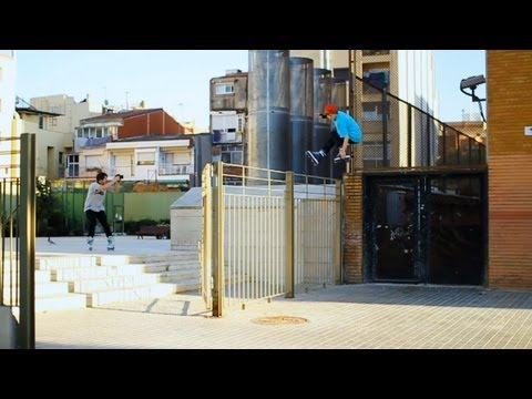 http://gc-uprising.com http://smulvaney.tv  Released in 2011, Ground Control came to define a years worth of achievement from the blading community. Featuring a strong roster of talent from the team itself and directed by Simon Mulvaney, this film tells a story of the frames beneath the feet of every GC rider.  Episode 3 opens with a never before seen section, initially created to bridge the gap between Nils and Alex's profiles, but dropped at the last minute due to pacing issues. We then move on to a full profile for Alex Burston, a British blader, born and bread in Manchester, but due to his unquestionable ability, he is now making impressive leaps into an international scene of professional bladers.    A film by Simon Mulvaney  Music: 'Chill Vox' by Sam Jones 'Aimin' At Your Head' by Pretty Lights  Starring Brian Aragon, Joey Chase, Julian Bah, Chaz Sands, Damien Wilson, Gabriel Hyden, Alex Burston and Nils Jansons.  Also featuring Dre Powell, Stefan Horngacher, Sammy Chase, Yuri Botelho, Mathias Silhan, Lyle Shivak, Kåre Lindberg, Marc Moreno, Dominik Wagner, Andrew Jaccuzi, Keaton Newsom, David Andrews, Derek Henderson, Chris Haffey, Michael Braud.  Camera Operators: Simon Mulvaney, Chaz Sands, Damien Wilson, Joey Chase, Max Manning, Phillip Long, Josh Glowicki, Gabriel Hyden, Rolsn Rollschauch, Martin Jansons, Marc Moreno, Brent Hicks, Sammy Chase, Pete Dearden, Dre Powell, Julian Bah, Stefan Horngacher.  Script Supervisor: Tom Roberts  Audio Technician: Simon Mulvaney  VFX Artist: Simon Mulvaney  Editor: Simon Mulvaney  Second Unit Directors: Chaz Sands, Damien Wilson, Gabriel Hyden, Max Manning, Phillip Long, Josh Glowicki, Martin Jansons, Marc Moreno  Line Producer: Andy Wagener  Assistant Producers: Simon Mulvaney, Jan Welch, Geoff Acres,  Director: Simon Mulvaney  Executive Producer: Jon Elliott    We started Ground Control in order to fill a void in the industry. Skating had evolved into a high impact stunt orientated art form and the frames on the marke