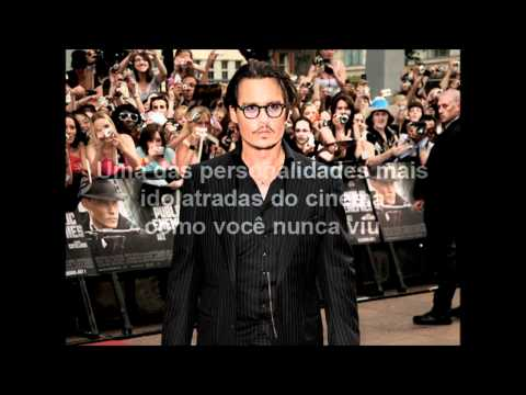The Secet World of Johnny Depp (Brazil Edtion)