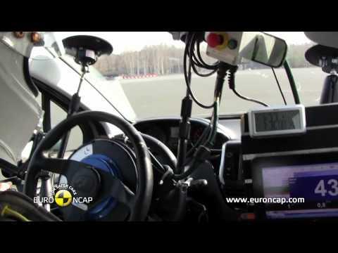 Euro NCAP | Peugeot 208 | 2012 | Электронный контроль устойчивости