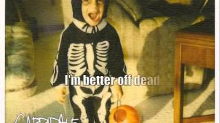 Watch Carridale Your Shoes Dont Match Your Skeletons video