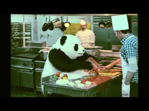Sag niemals Nein zu Panda + Bonus Video + [HD 720] (Never Say no to a Panda)